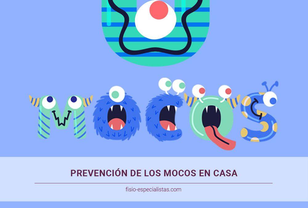 Aprendiendo con… Fisio Especialistas: Mitos sobre la prevención de los mocos en casa