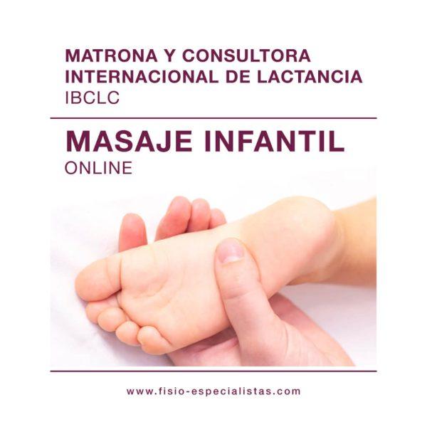 taller masaje infantil online